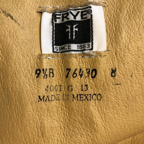 Frye Shoes - Frye 76430 Melissa Button Back Zip Boots